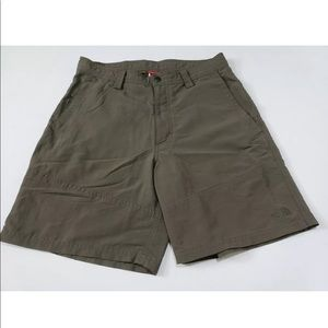 The North Face Nylon Hiking Outdoor Shorts Sz 32